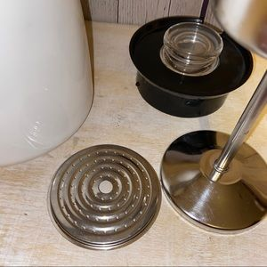 Vintage Kitchen - Vintage Corning Ware Classic Coffee Percolator